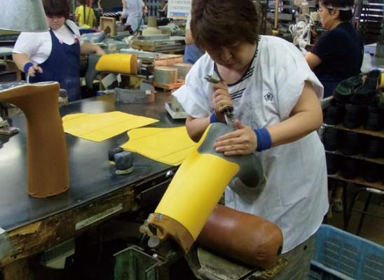 日本の業務用長靴